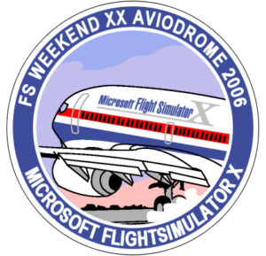 fsweekend badge